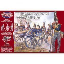 British Napleonic Foot Artillery