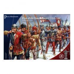 Wars of the Roses Infantry 1455-1487