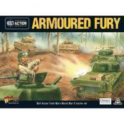 Armoured Fury - Tank War Starter Set
