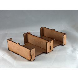 Card Holder 56x87, 2 Spaces