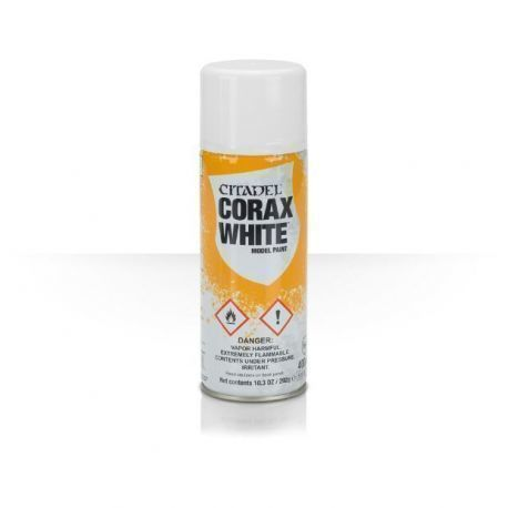 SKULL WHITE SPRAY 400ml