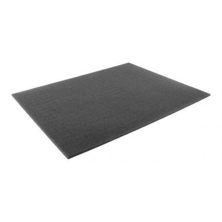 FS010B 10 mm (0,4 Inch) Figure Foam Tray full-size Bottom / Topper