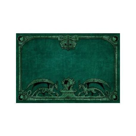 Dragon Shield Play Mat - Green