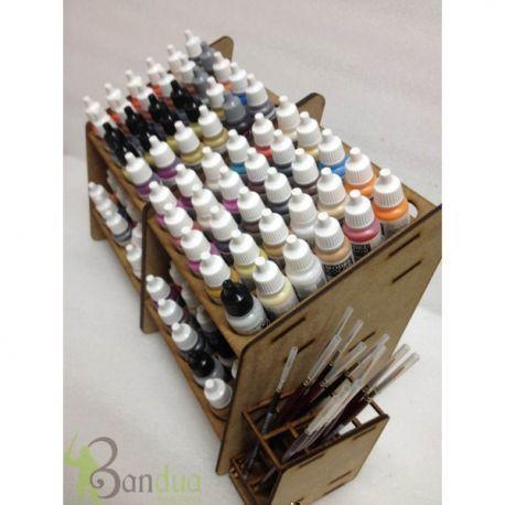 Pack expositor pintura ZEL