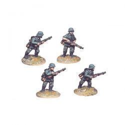 German Riflemen I (4 figs)