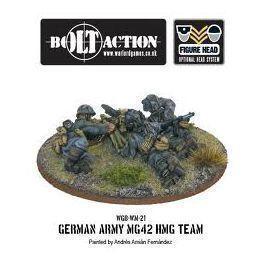 German Army MG42 HMG Team