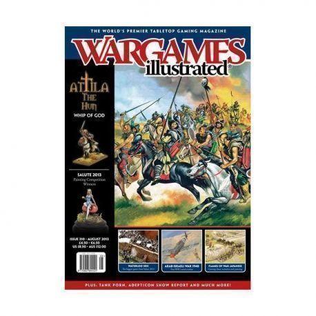 Wargames Illustrated 310