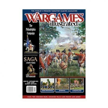 Wargames Illustrated 311