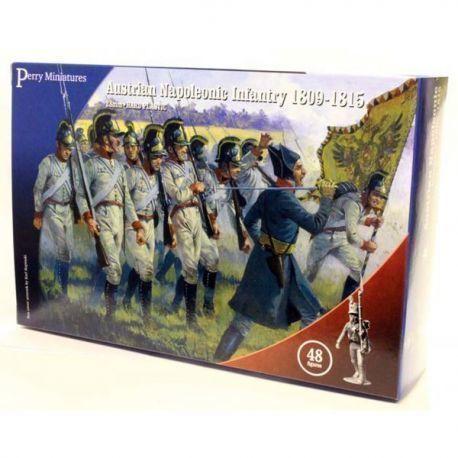 Napoleonic  Austrian 'German' Infantry