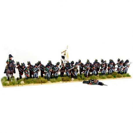 Austrian Napoleonic Landwehr 1808-1815