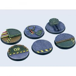 Tech Bases - Round 40Mm (2)