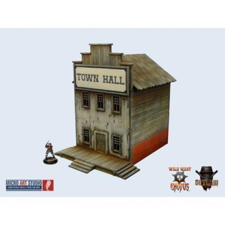 Wwx Western Townhall