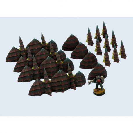 Hive Fortification Set
