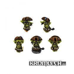 Orc Pirate Heads (10)