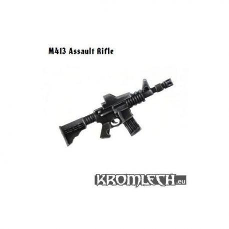 M413 Assault Rifles (10) (Tba)