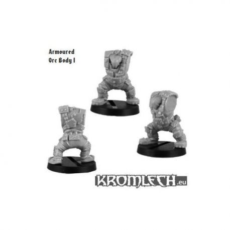 Panzer Orc Bodies (4) (Tba)