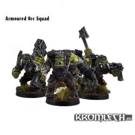 PANZER ORC ASSAULT SQUAD (10) (TBA)