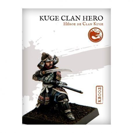 KUGE CLAN HERO - HEROE DE CLAN KUGE