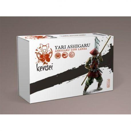 YARI ASHIGARU - ASHIGARU CON LANZA