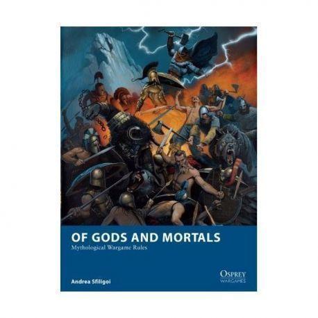 Of Gods and Mortals (Inglés)