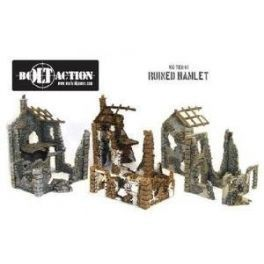 Ruined Hamlet (3x buildings)