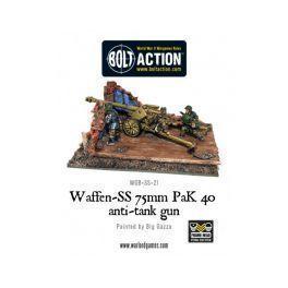 Waffen-SS PAK 40