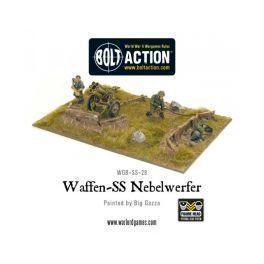 Waffen SS Nebelwerfer