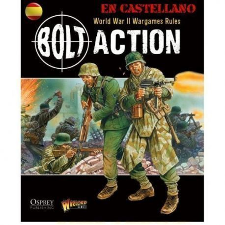 Bolt Action - Reglas en castellano