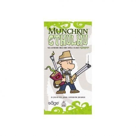 MUNCHKIN CTHULHU - JCNC