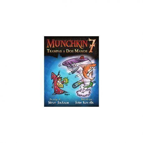 MUNCHKIN7: TRAMPAS A DOS MANOS - JCNC