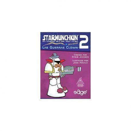 STAR MUNCHKIN 2 - LAS GUERRAS CLOWN - JCNC