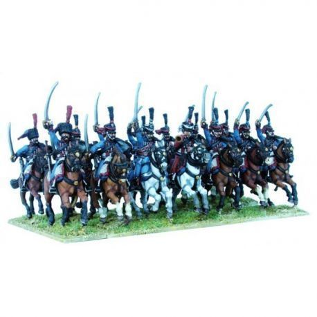 French Napoleonic Hussars