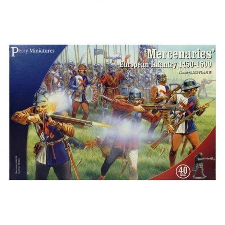 """Mercenaries"" European Infantry 1450-1500"
