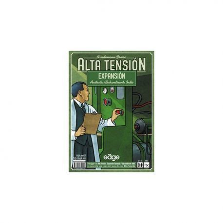 ALTA TENSION - EXPANSION AUSTRALIA / SUBCONTINENTE INDIO