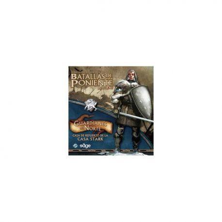 BATALLAS DE PONIENTE - GUARDIANES DEL NORTE (STARK)