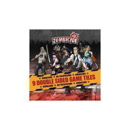 ZOMBICIDE: GAME TILES
