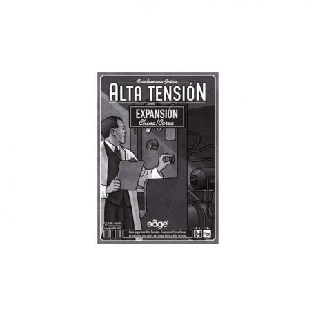 ALTA TENSION - EXPANSION CHINA - COREA