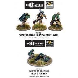 Waffen-SS HMG42 Team