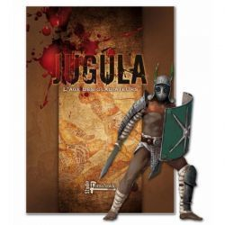 JUGULA Rulebook (inc arena poster)