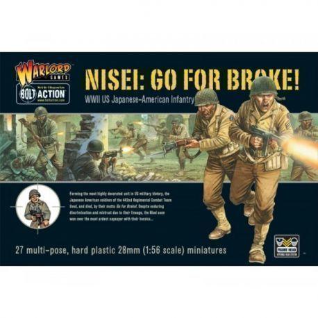Go For Broke! Nissei Infantry