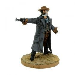 Dead Man's Hand Rogue John Bridges