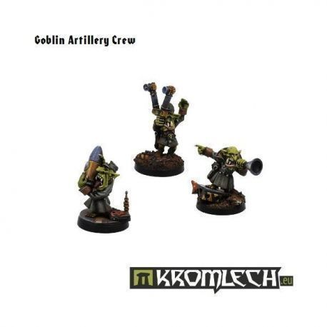 Goblin Artillery Crew (3) (Tba)