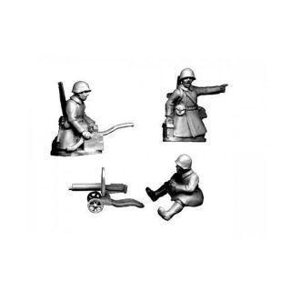 Russian HMG (Crew in Greatcoats)