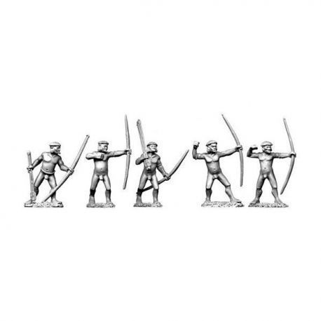 Botocudo Indian Archers