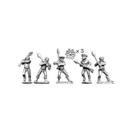 Tupi Indian Warriors