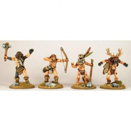 Caveman Characters