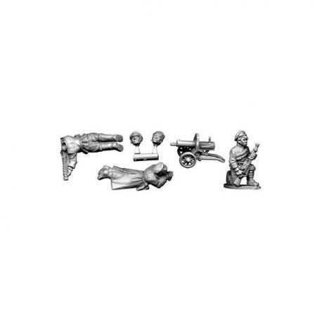 Bolshevik Machine-Gun