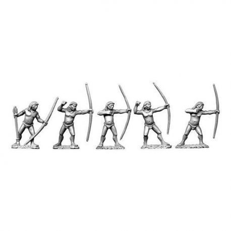 Amazon Indian Archers