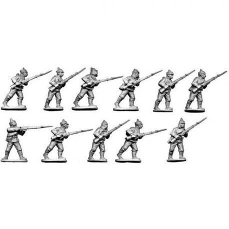 Elite Bolshevik Infantry