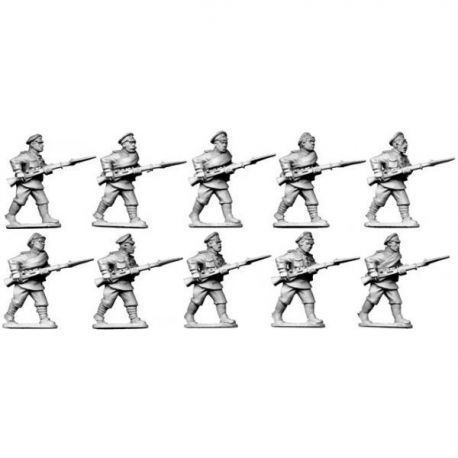 White Russian Infantry (T12)